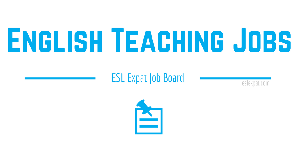 English Teaching Jobs