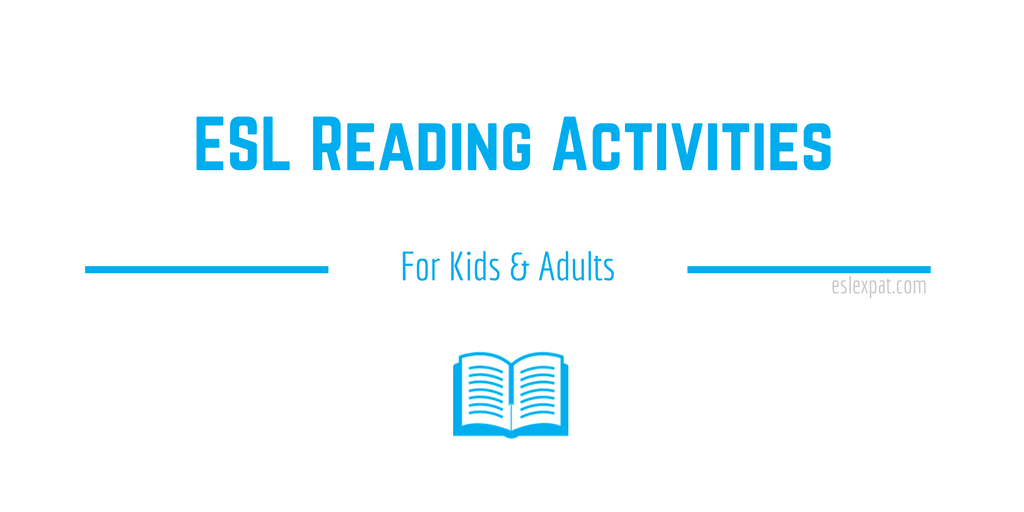 ESL Reading Activities