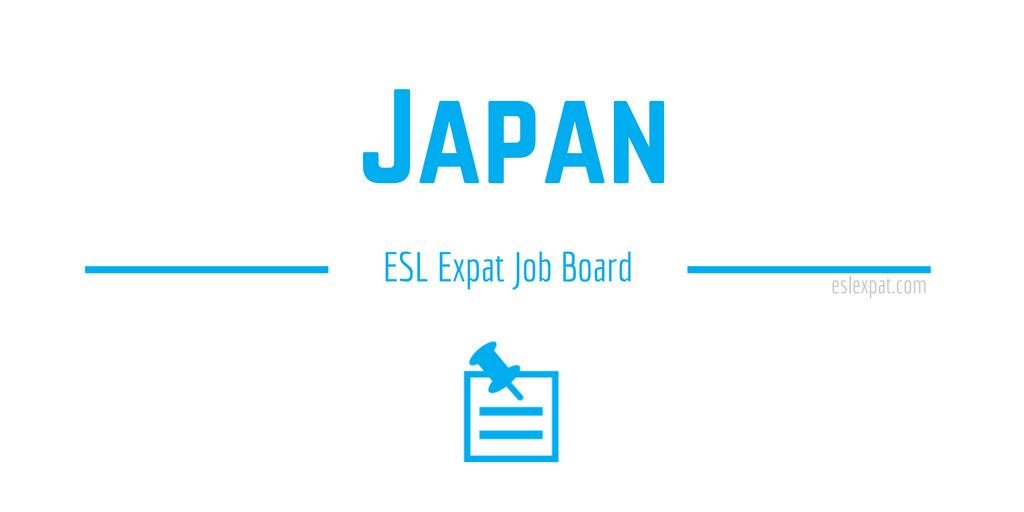 English Teaching Jobs in Japan