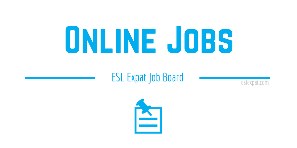 English Teaching Jobs Online