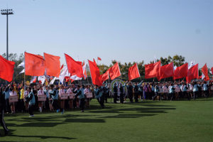 Sports Day in Nanjing, China