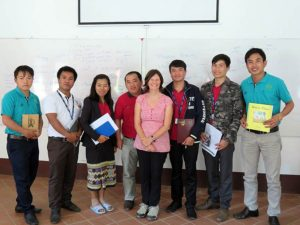Teaching English in Laos