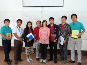 Teaching English in Laos
