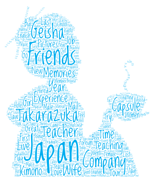 Teaching English in Japan - Blog Story by Craig Hoffman