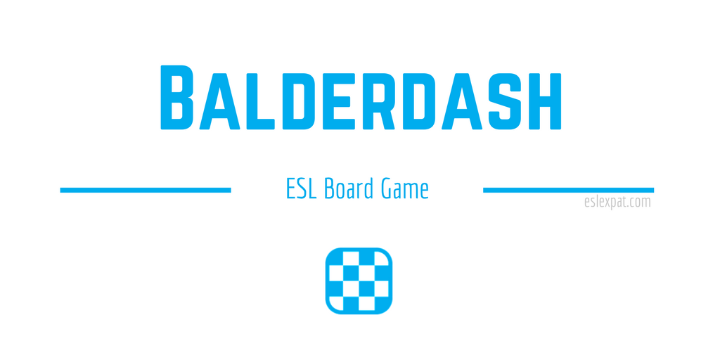 Balderdash ESL Game