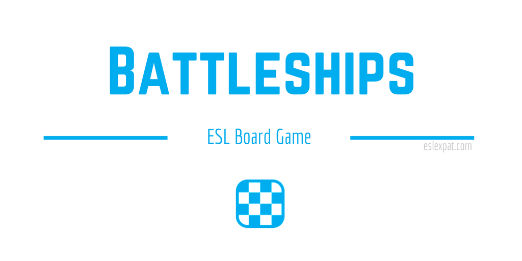 Battleships ESL Board Game