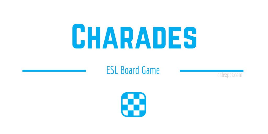 Charades ESL Game