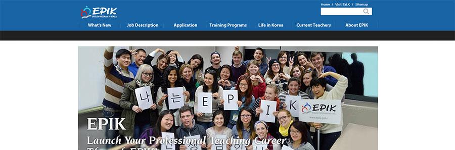 EPIK - English Program in Korea