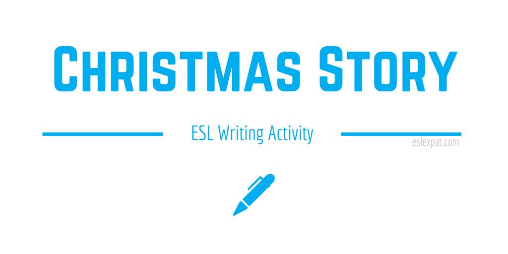 Christmas Story ESL Activity