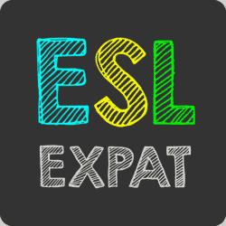 ESL Expat Logo