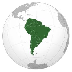 Teach English in South America