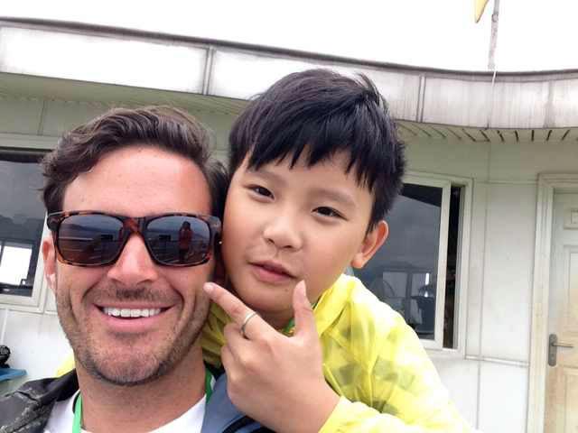 Teaching English in China - Erhai Lake