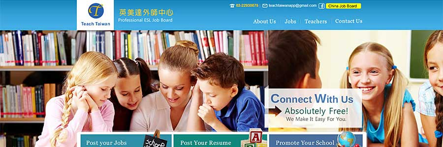 Teach Taiwan