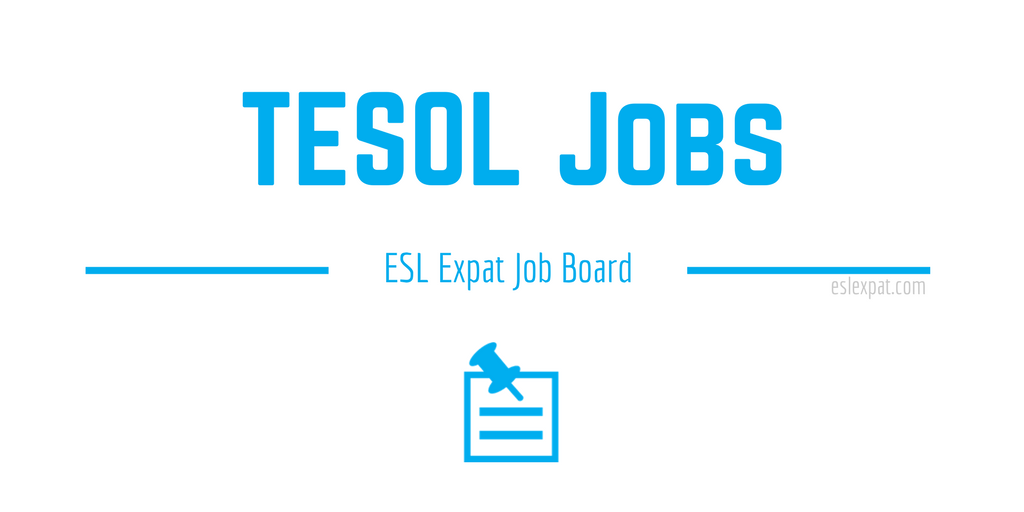 TESOL Jobs - English Teaching Jobs Abroad and Online