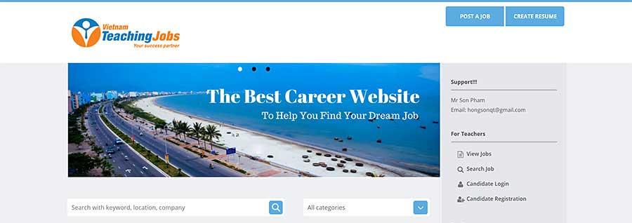 Vietnam Teaching Jobs - Teaching English in Vietnam