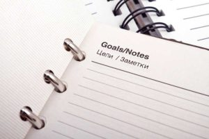 How to Learn English Fast: Set Goals