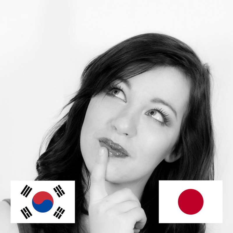 Teaching English in South Korea or Japan
