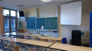 Teaching English in Germany - Classroom