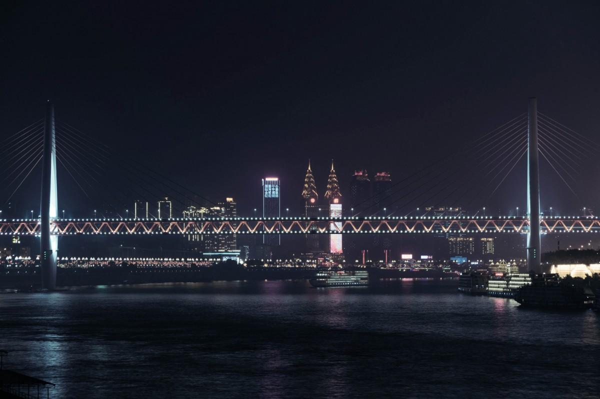 Teaching English in China - Chongqing Nightview