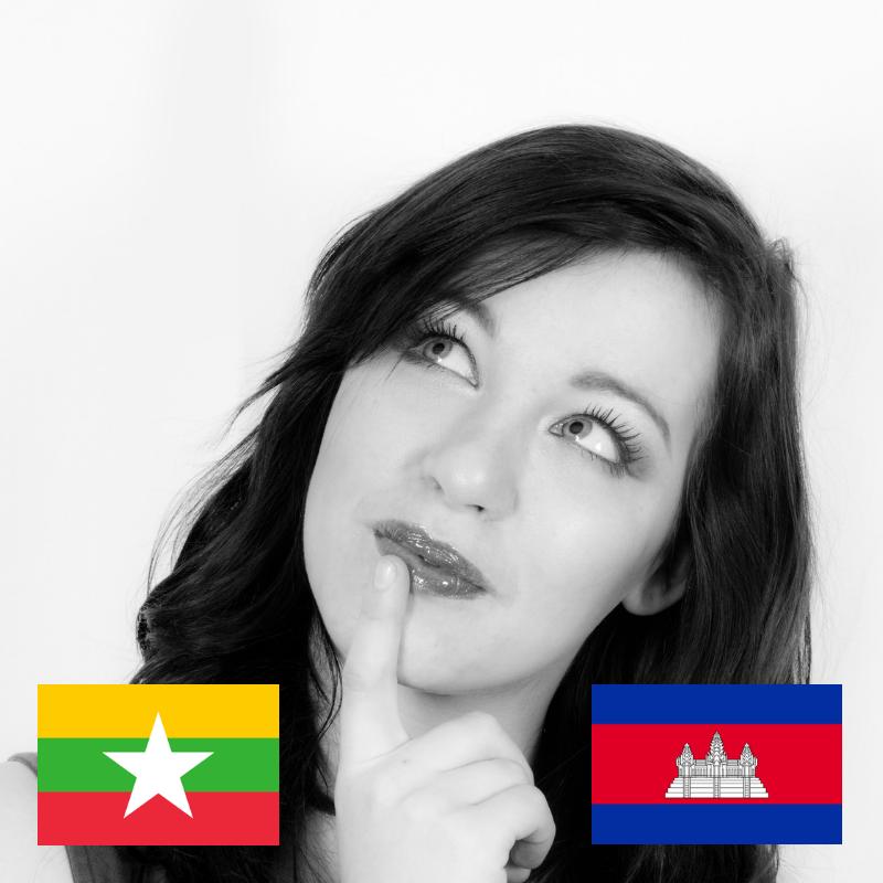 Teaching English in Myanmar or Cambodia