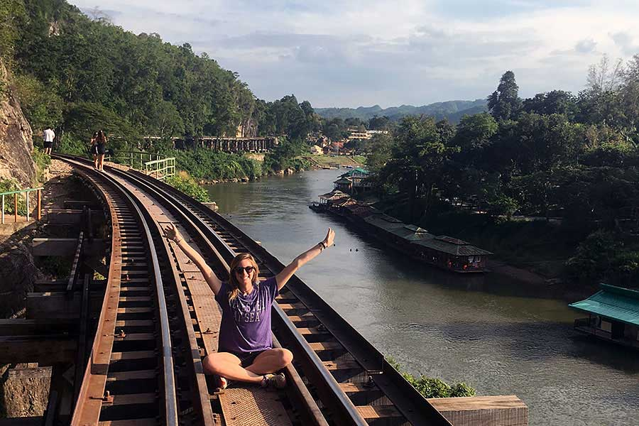TEFL Thailand - Railroad