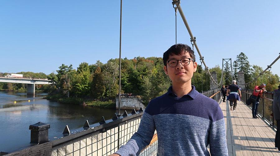 Teaching in South Korea - Jun Won Bio
