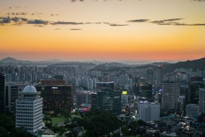 Teaching in South Korea - Myeongdong, Seoul