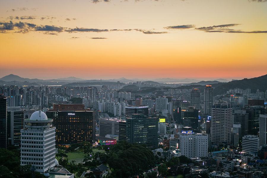 Teaching in South Korea - Myeongdong, Seoul
