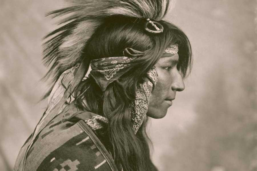Indigenous Figure Painting