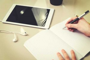 Understanding English - Notebook