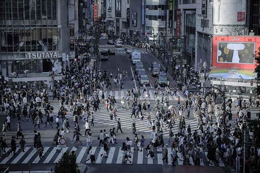Living in Japan - Rush Hour