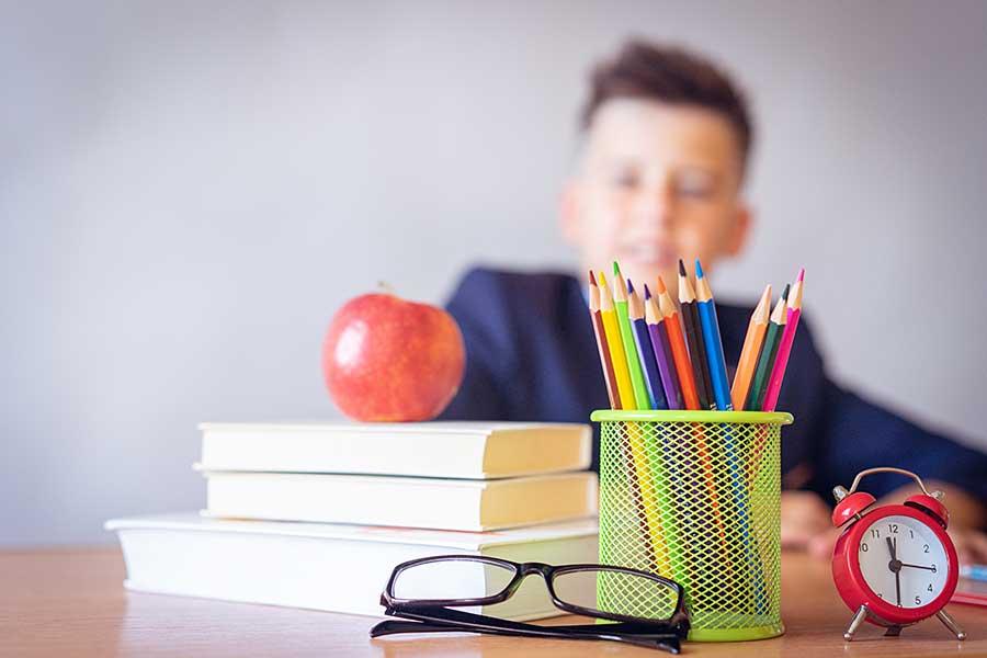 Alternative Schools - Boy Student