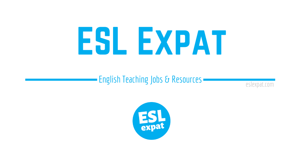 ESL Expat: Fun ESL Games, TESOL Tips & Jobs Teaching English Abroad