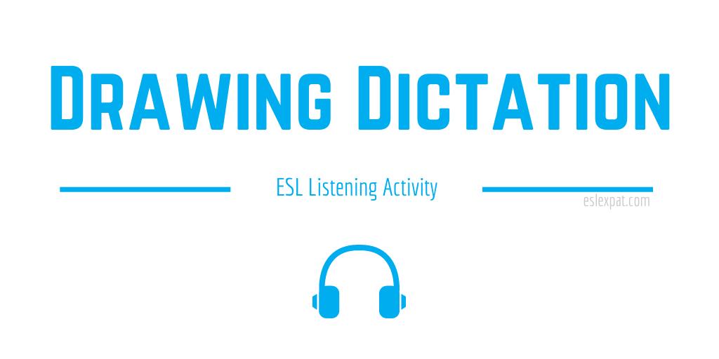 ESL Listening Activities - cover