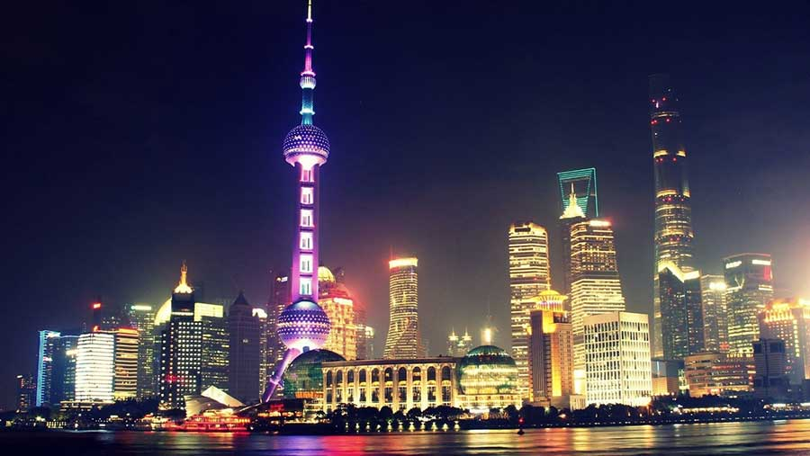 Teaching in China - Shanghai