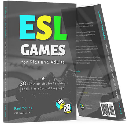 ESL Games for Kids and Adults