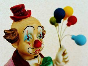 Send in the Clowns - Online Teaching
