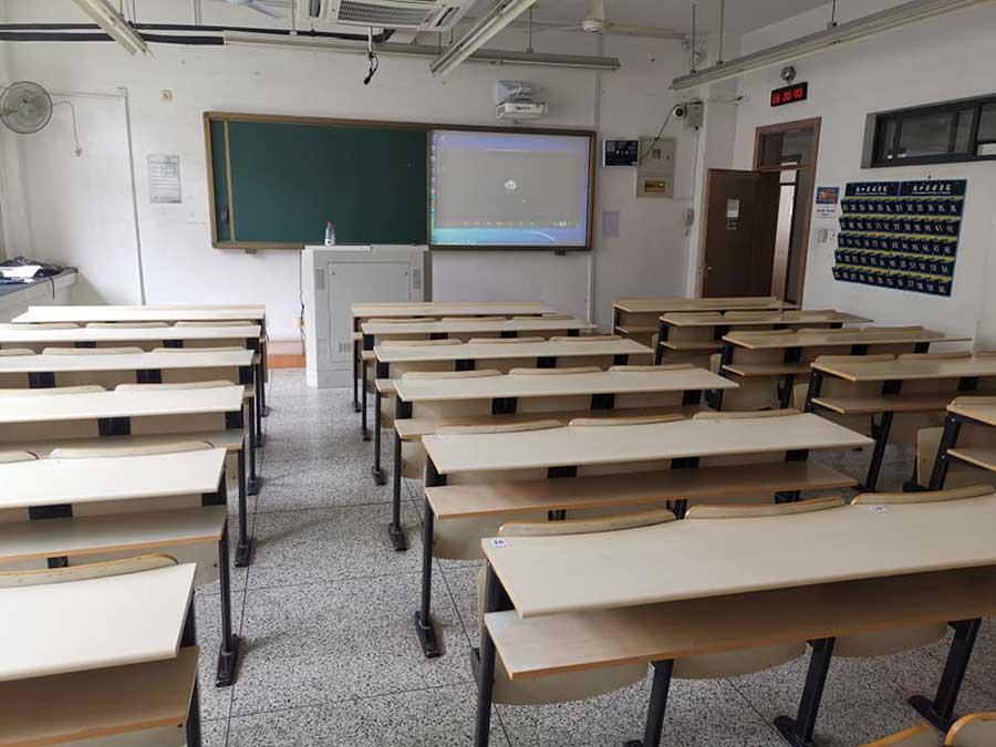Teaching to an empty classroom
